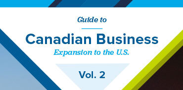 Canadian Business Expansion Vol. 2